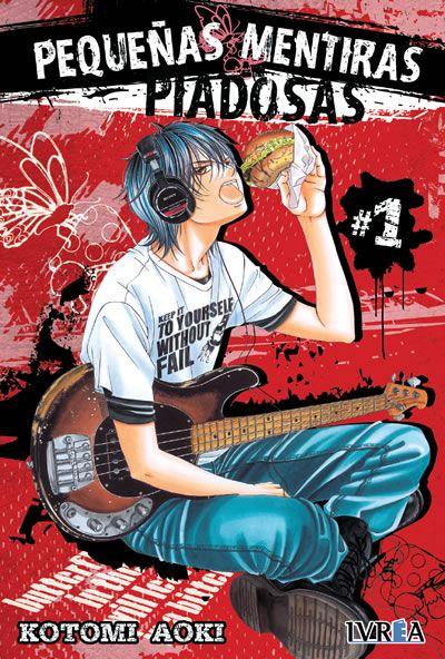 CATALONIA COMICS: PEQUEÑAS MENTIRAS PIADOSAS 01