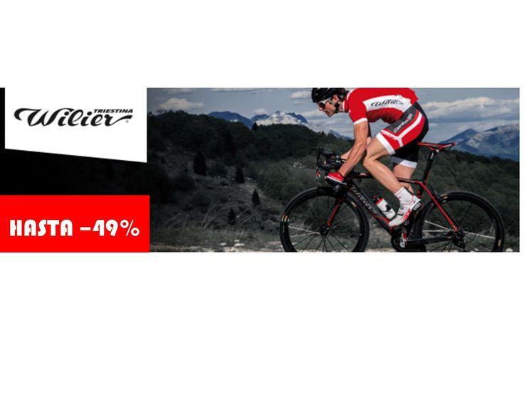 Bicicletas Wilier Triestina MTB con descuento del 49%