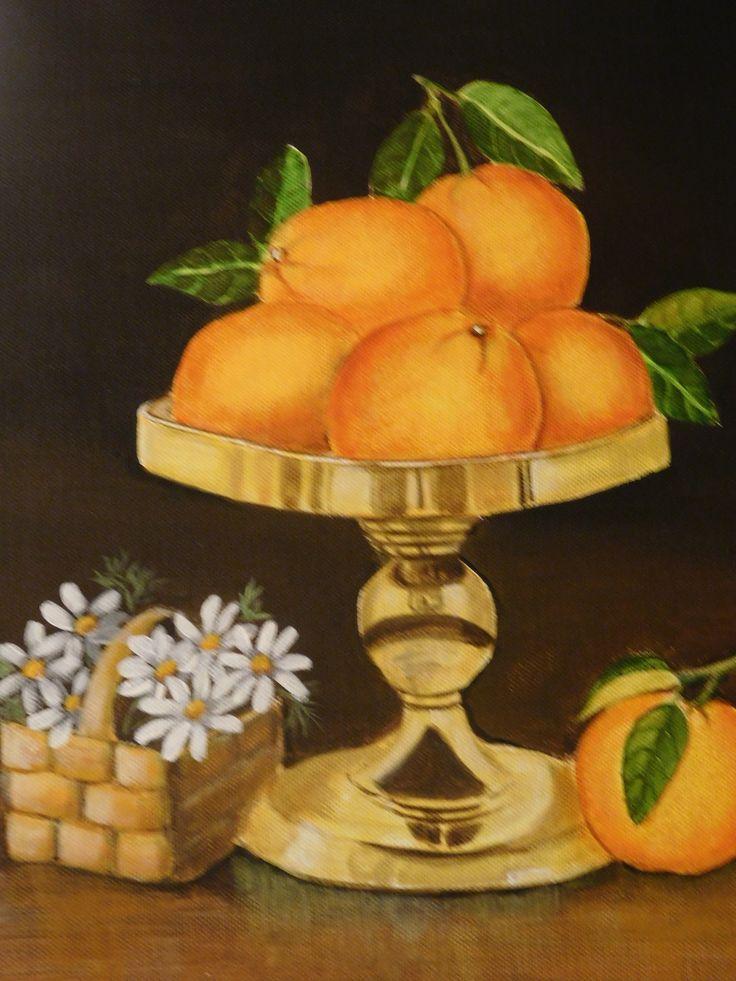 https://flic.kr/p/JkzxQY | DSCN0060 | still life with oranges - R. Lavia