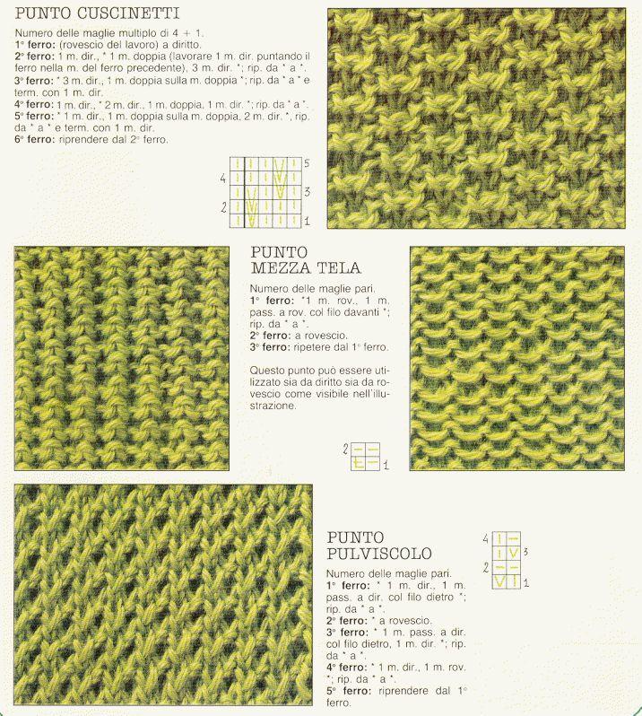 Abc della maglia = maglie diritte - rovesce - ritorte - Pagina 3