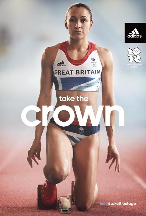 Image result for jessica ennis hill  shoe adverts