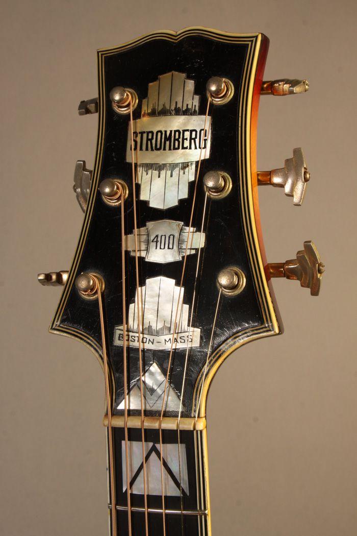 Circa 1940 tromberg Master 400