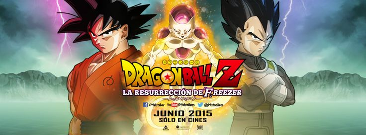 Nuevo tráiler de Dragon Ball Z: La Resurrección de Freezer en español latino - http://webadictos.com/2015/04/21/nuevo-trailer-dragon-ball-z-la-resurreccion-de-freezer-en-espanol-latino/?utm_source=PN&utm_medium=Pinterest&utm_campaign=PN%2Bposts