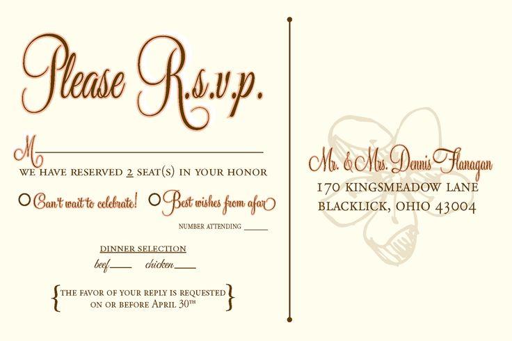 17 best Wedding Invitations images on Pinterest Bridal invitations