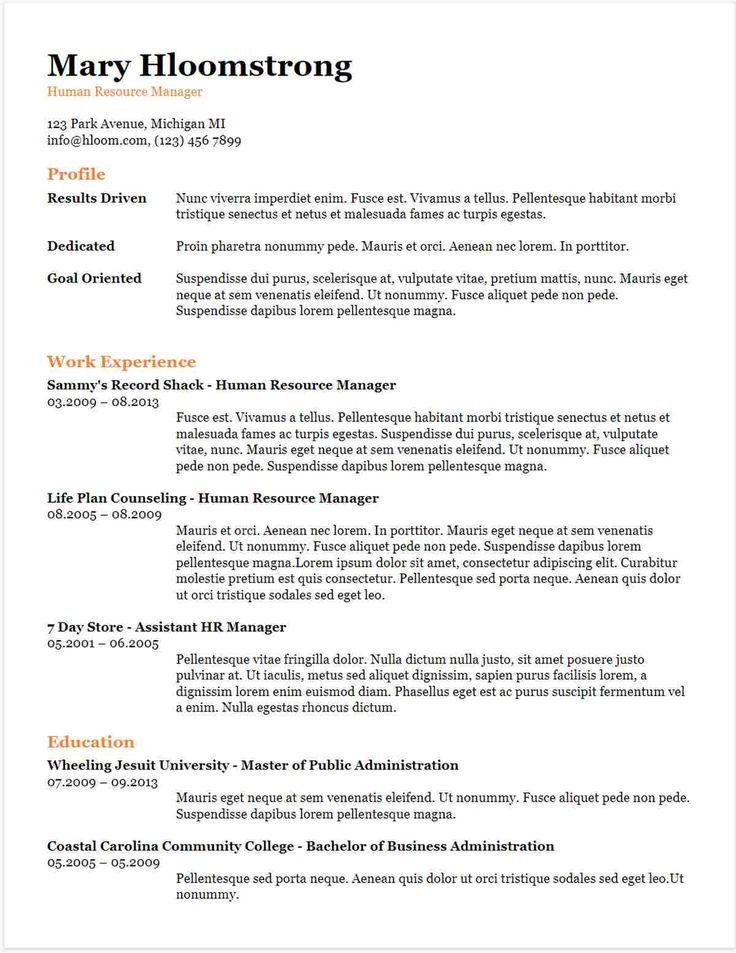 nuik noke Sample Resume Templates Google Docs Sample