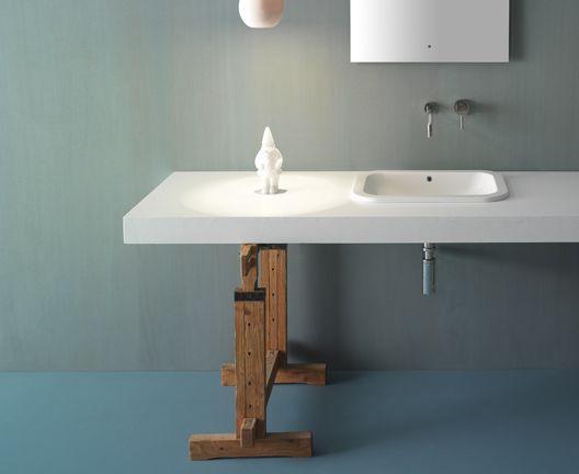 15 best Globo Stone images on Pinterest Balloon, Stone and Basin - waschbecken für küche