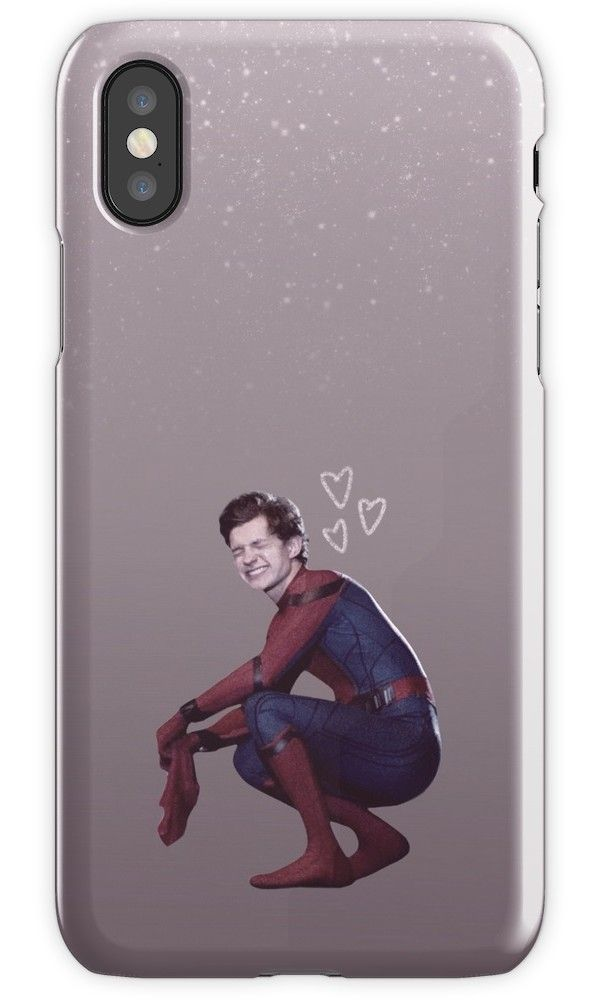 uk availability 0071e 296e8 soft peter/tom w hearts' iPhone Case by roboat   H❤️llanders ...