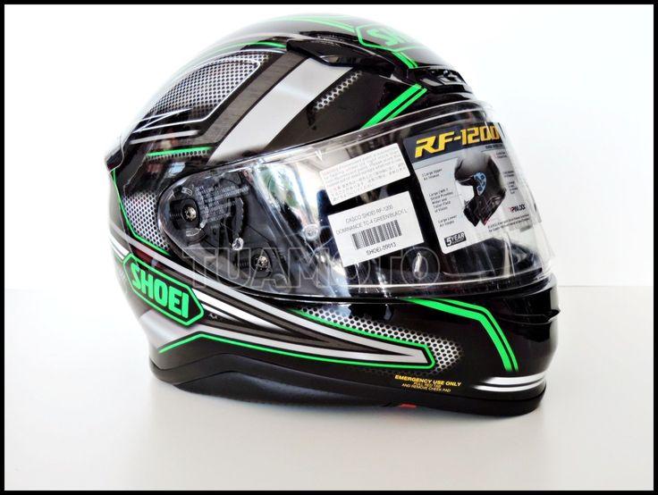 Casco Shoei Rf1200 Dominance Tc-4 Para Moto Talle L Tuamoto! - $ 12.800,00 en MercadoLibre