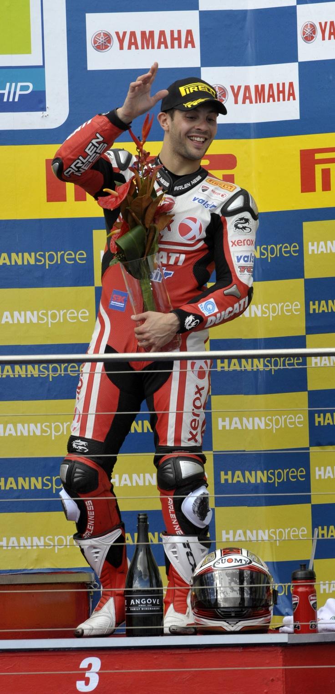 2008-2010 Ducati Xerox - World SBK Championship