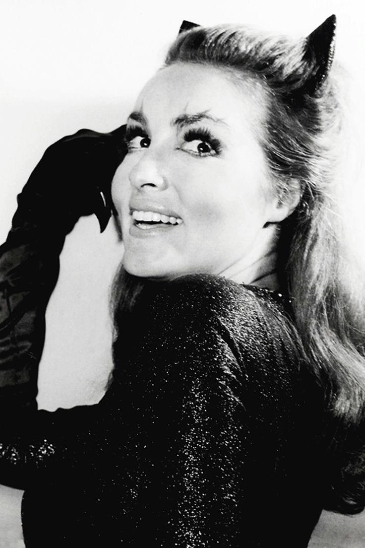 Batman: Julie Newmar as Catwoman c. 1960s