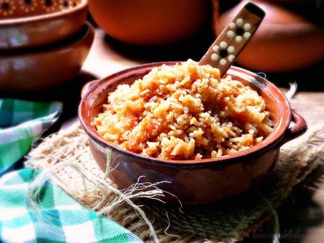Comfort Food Classics: Sopa de Arroz (Mexican Rice)