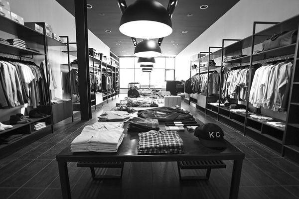 Denim Visual Merchandising #45_Baldwin Jeans MensShop