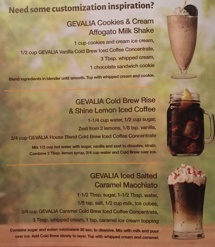 Gevalia Coffee Inspiration