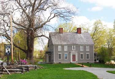 Still River's Flintlock Farm featured in Early American Life magazine > The Harvard Press