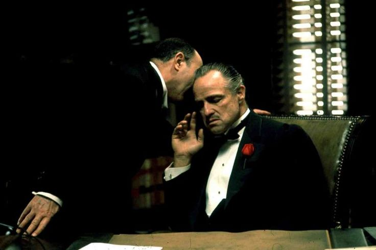 """The Godfather"" (1972) - Total awards won: 8 - Widely regarded as one of the greatest films of all time, this mob drama, based on Mario Puzo's novel of the same name, focuses on the powerful Italian-American crime family of Don Vito Corleone (Marlon Brando). When the don's youngest son, Michael (Al Pacino), reluctantly joins the Mafia, he becomes involved in the inevitable cycle of violence and betrayal. Although Michael tries to maintain a normal relationship with his wife, Kay (Diane…"