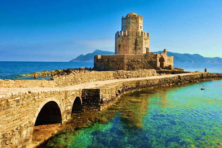 Methoni Castle 2016