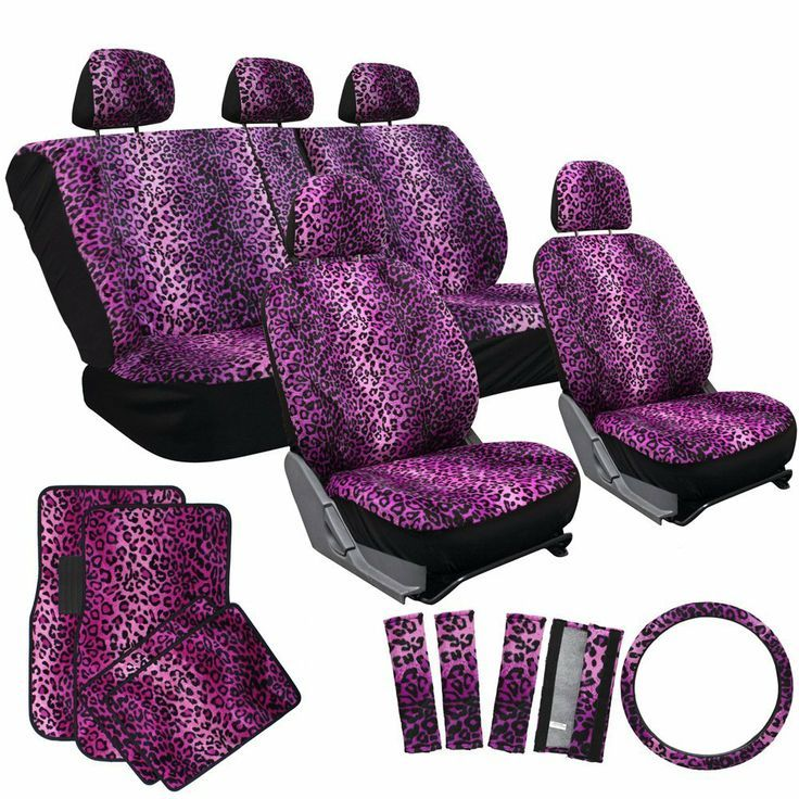 1000 Ideas About Girly Car Seat Covers On Pinterest