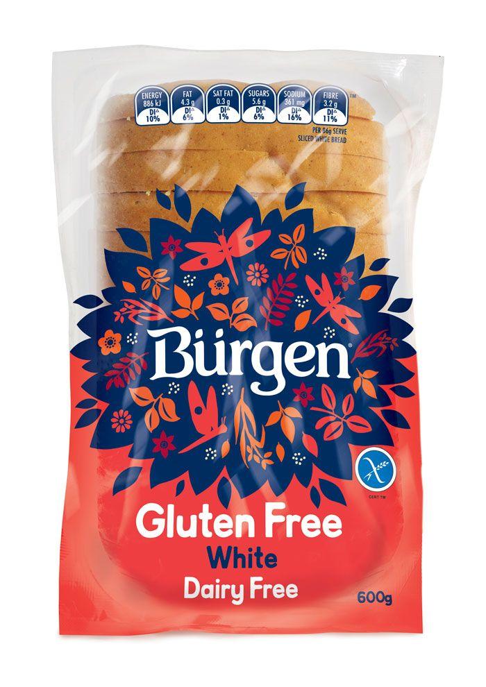 Bürgen GlutenFree - The Dieline -