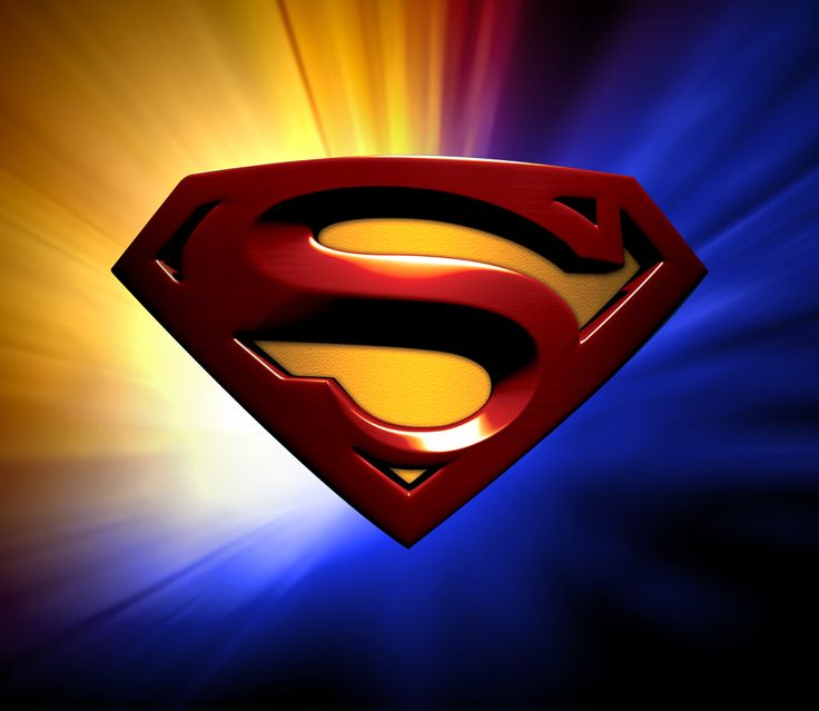 25 best ideas about superman logo wallpaper on pinterest