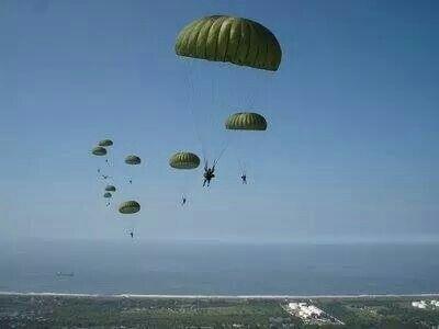 Paracaidistas de Guatemala