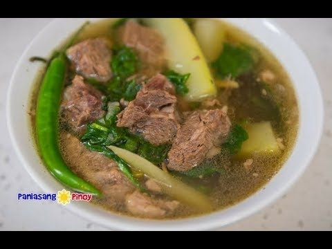 Beef tinola may not be as popular as its chicken counterpart (tinolang manok). However, it is as good as the most popular tinola version. It can even be better as long as the beef is cooked extra tender, which is what I am trying to show in this recipe.
