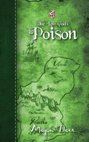 Poison by Megan Derr  GLBT High Fantasy  ♥♥♥♥♥5Hearts