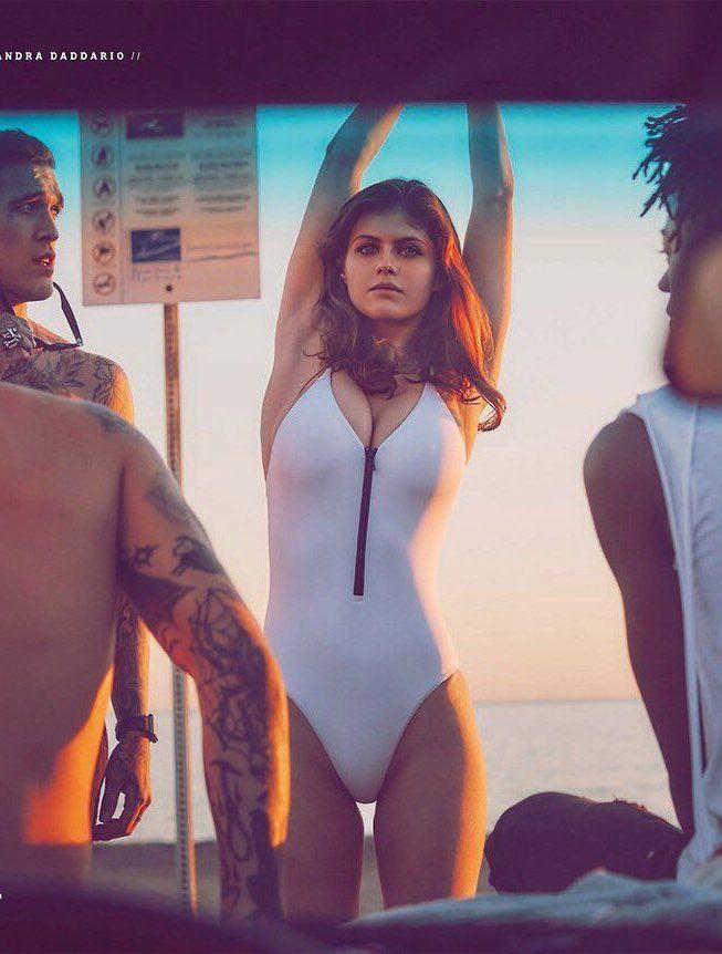 Alexandra Daddario for GQ Mexico | Alexandra Daddario ...