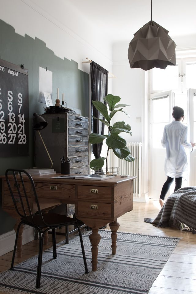 The Beautiful Workspace Of An Interior Designer My Scandinavian Home