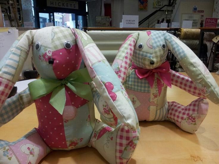 Lovely bunnies