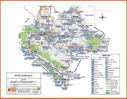 Resultado de imagen para mapa infografico de los lugares turisticos de chiapas