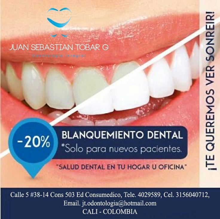 Juan Sebastian Tobar Odontologia Integral