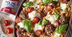 Lihapulla-pastavuoka on maukas arkiruoka, joka maistuu toki myös viikonloppuruokana. Moni työssäkäyvä voikin mieluummin jättää tämän va...