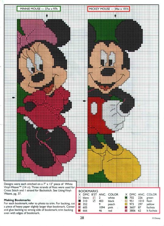 406 Best Broderi Disney Images On Pinterest Disney Cross