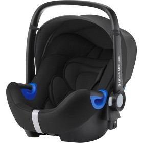 Britax Römer Baby-Safe i-Size (Svart Cosmos Black)