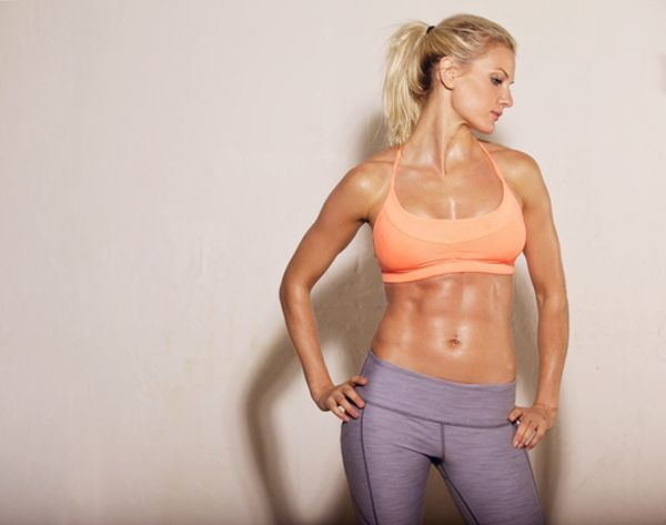 """Top 10 Ab Workout Routines - Nothing says, """"I'm in great shape!"""" quite like a set of fabulous abs! #flatabs #flatbelly #workouts"""