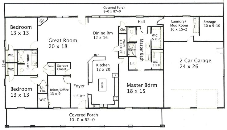 Floor Plans (for now...)