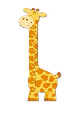 Weizenkorn Wooden Height Chart, Giraffe £35.00