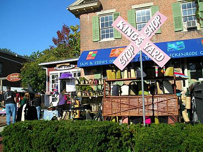 Yellow Springs Street Fair.... Missing this today! ; (