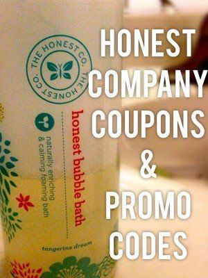 All my Honest Company Coupons & Promo Codes. I keep this page updated! @Sarah Chintomby Waymire-Crone
