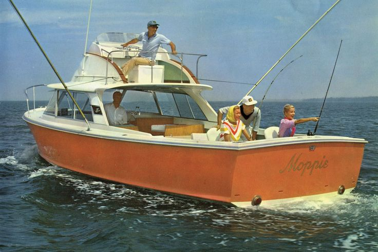 1000 Images About Old School Grp Boats On Pinterest