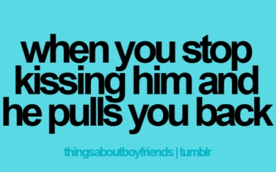.This is too girly for me, but its true -JAK