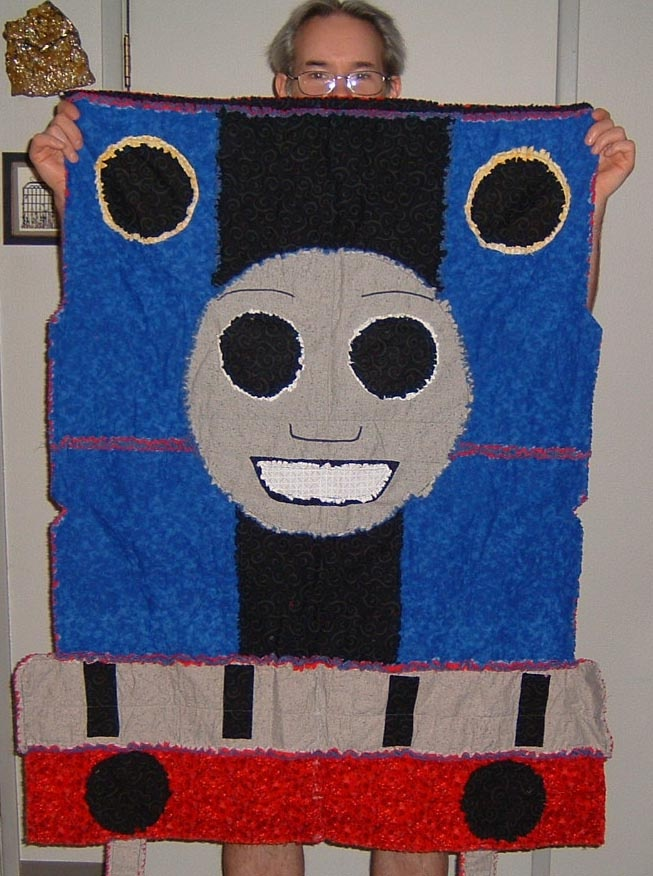 Thomas the Train quilt. 17 Best images about Thomas the Train room on Pinterest   Toddler