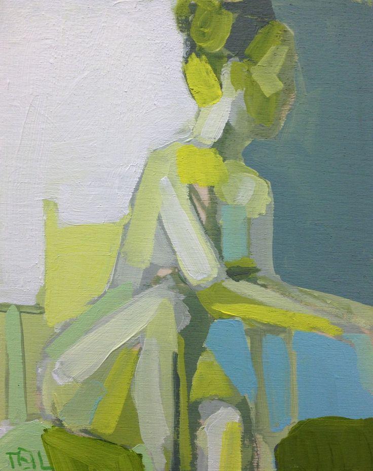 Teil Duncan Art | Arm Rest IV