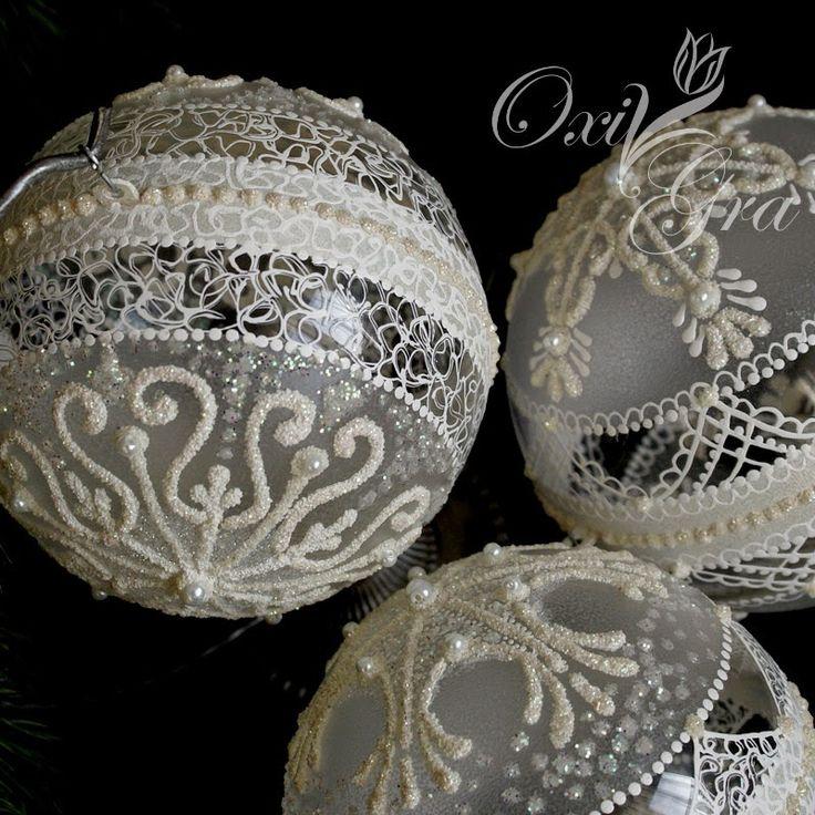 www.polandhandmade.pl #polandhandnade #OxiGra #christmas #ornament