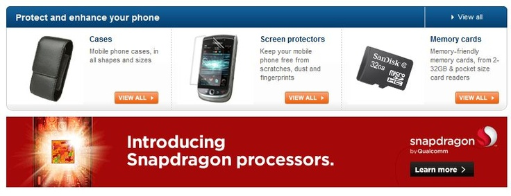Compare mobile phones on any network at The Carphone Warehouse. The widest range of mobile phone deals