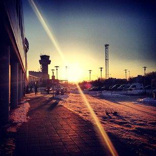Bodø lufthavn, norway