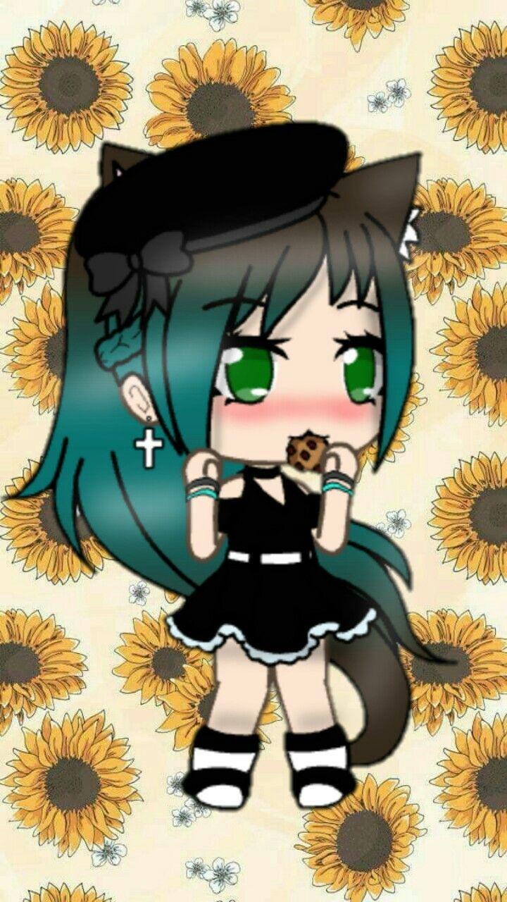 Cute Girl Saying Sorry Wallpapers I Love Gacha More Than Cookies 🍪 Oh So Cute Gacha In