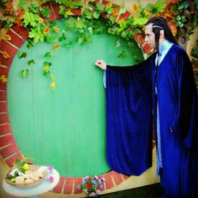 Bilbo frodo elrond elven elfos comarca tolkien
