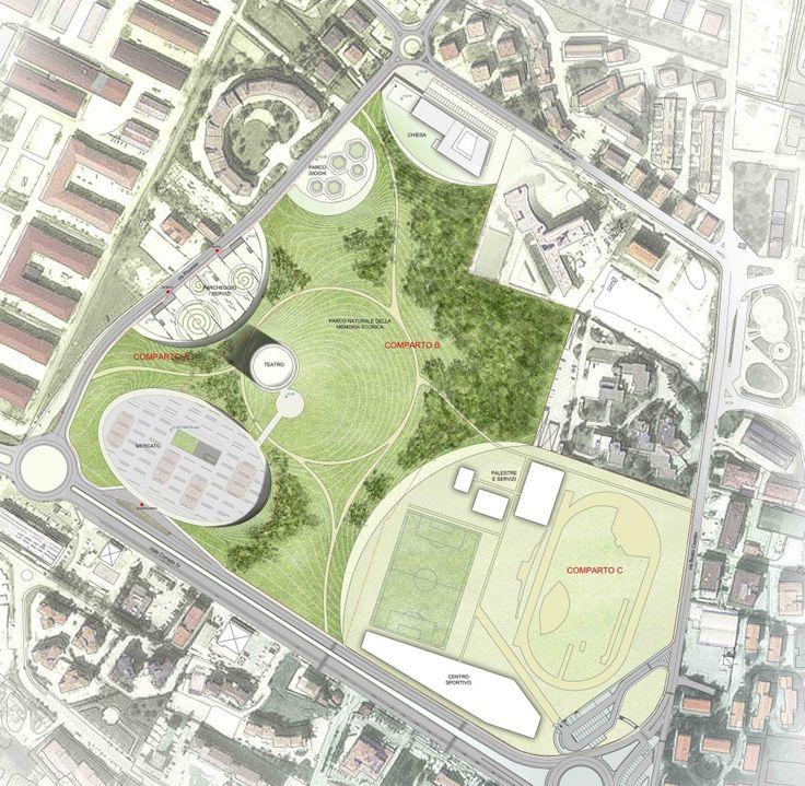 Piazza d'Armi Urban Park / modostudio