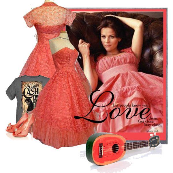 20 best images about Walk the Line dresses on Pinterest ... June Carter Dress